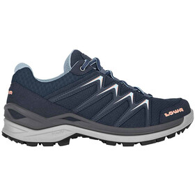 Lowa Innox Pro GTX Low-Cut Schuhe Damen navy/salmon